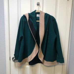 NWT Anthropologie Sweater Jacket